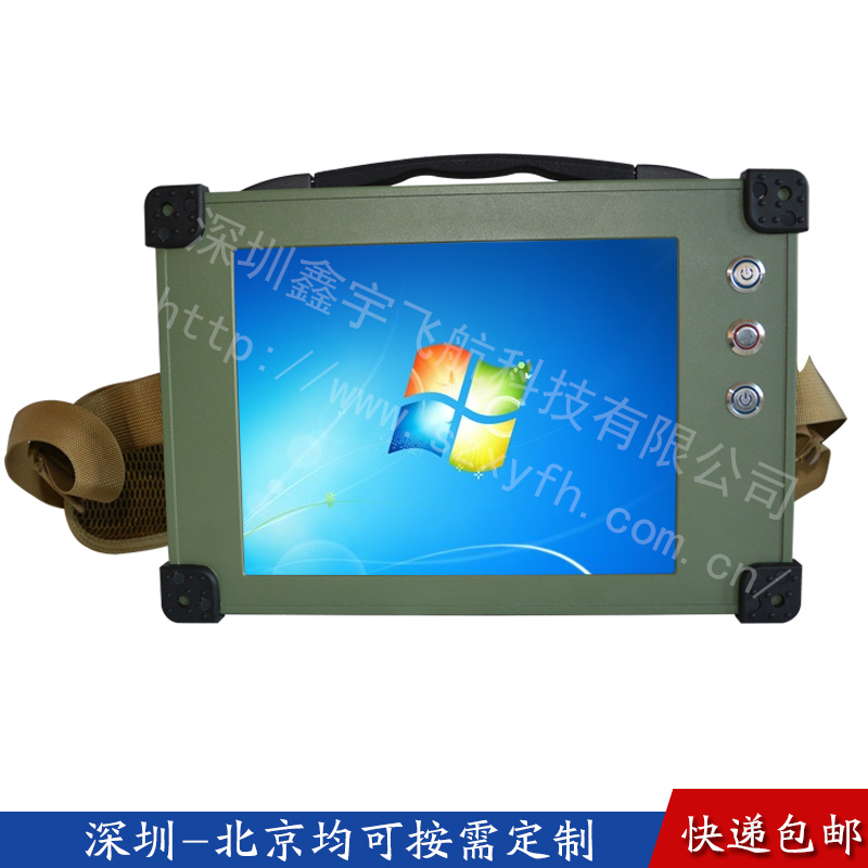 研华工业平板电脑 南京研维销售的工业平板电脑/工业一体机外观尺寸在7到19英寸之间