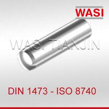 帶倒角及全長平行溝槽槽銷ISO8740DIN1473