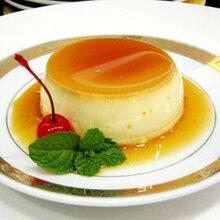 杭州布丁培训专业布丁技术培训蛋糕培训台式甜品技术学习