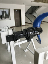 潜水推流器QJB4/4-1400/2-75P高耐腐低速推流搅拌机