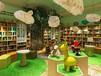深圳龙腾图书馆专业图书馆照明设计灯光设计