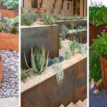 山东树博耐候钢板园林改造专用钢板