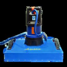 艾普仕泳池全自动吸污机水下机器人吸尘器水龟可排污K500清洁设备