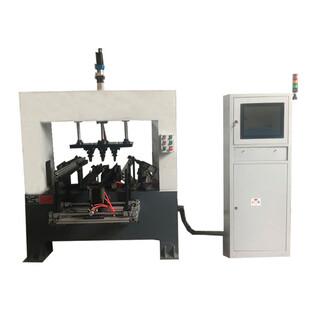 全自動數控校直機龍門式框架式自動送料液壓機高精度矯直整形設備圖片3