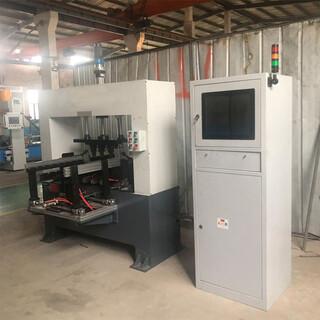 全自動數控校直機龍門式框架式自動送料液壓機高精度矯直整形設備圖片4