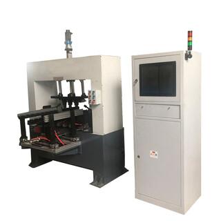 全自動數控校直機龍門式框架式自動送料液壓機高精度矯直整形設備圖片6