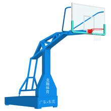 比赛专用电动液压箱式可移动篮球架东莞篮球架厂家批发