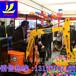 明月半倚深秋室内外大型游乐设施儿童工程机械乐园儿童推土机游乐挖掘机小型叉车