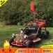 戶外兒童游樂設施小型游樂電動車兒童卡丁車親子小坦克價格