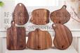 木质菜板厂来样来图定做圆形砧板&分类菜板&户外切菜板砧板