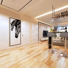 哈尔滨麻雀装饰公司-碧水湾90㎡现代风格家装案例