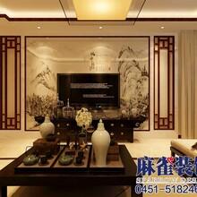 中国风特色新中式风格效果图