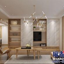 自然舒适的现代风格案例-哈尔滨麻雀装饰