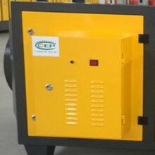 UV光氧催化废气处理设备磁感喷漆房净化器等离子废气除臭除味环保