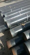 南阳TPEP防腐钢管经久耐用,TPEP防腐直缝钢管图片