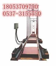 DD-318型斜巷防跑车装置基本技术要求