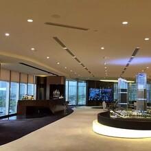宝安中心区前海卓越时代广场150平米豪华装修出租中