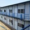 内蒙古焊接式防风彩钢房赤峰工地用活动板房