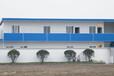 河北唐山岩棉防火活动房低价供应异型彩钢房