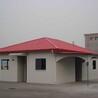 河北秦皇岛简易活动房搭建工地现场组装岩棉复合板可回收彩钢房