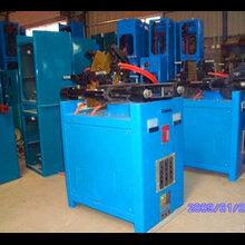 气压对焊机气动施压碰焊机定做图片