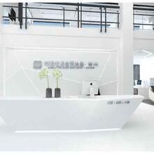 最新科技感现代办公室装修设计案例