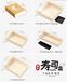 烘焙包装盒原创西点蛋糕三明治月饼盒经典高档透明吸塑盖方形木盒