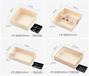一次性烘焙盒木制烘焙盒高檔創意包裝小西點包裝盒新品