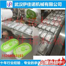 武汉伊佳诺全自动除湿盒除湿剂包装机,氯化钙干燥剂颗粒灌装封口机厂家,除湿盒封口机