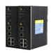 锐谷智联R9620W3G工业导轨路由器在线监测数据传输