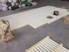 甘肃斜管填料沉淀池填料安装盘式曝气器