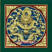 古建寺廟吊頂PU裝飾板-蘭緣精雕裝飾直供圖片