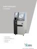 银行专用硬币暂存机银科CATM880自助纸硬币兑换机