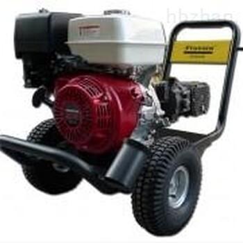 南京沃潔汽油驅動高壓清洗機去樹皮