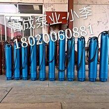 高扬程温泉潜水泵生产厂家-大流量热水深井泵价格