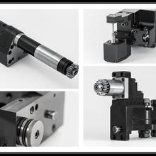 瑞士PCM走心机专用高精度多功能轴向动力刀座图片