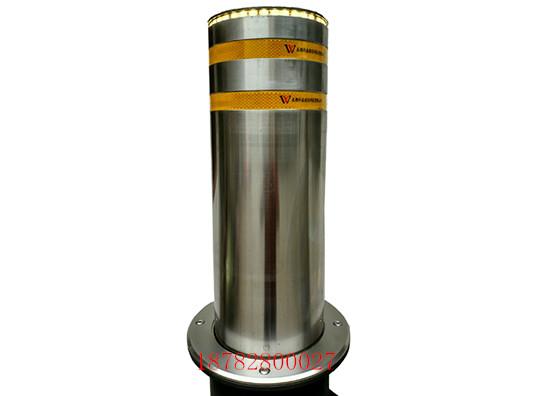 路障液压升降柱阻车器全自动一体式路障