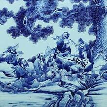 龙文区名家瓷板画哪里正规交易图片