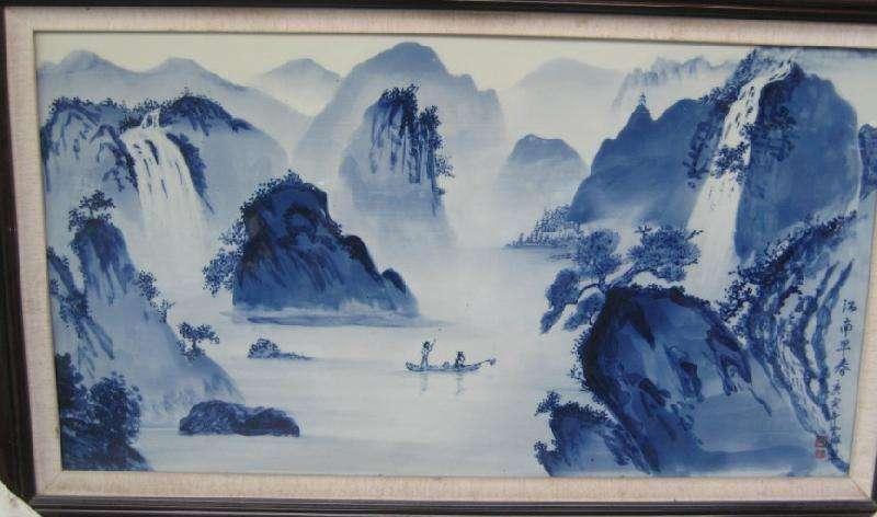 龙文区瓷板画专家鉴定