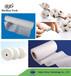 超柔軟天然棉水刺無紡布100%美棉無紡布純棉交叉水刺無紡布
