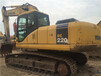 二手挖掘机小松220现货现出货源充足小型挖掘机