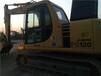 二手挖掘机小松120手续齐全全国包送