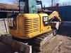 二手挖掘机卡特306手续齐全小型挖掘机卡特挖掘机