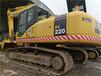 二手挖掘机小松220整机免检小松挖掘机小型挖掘机