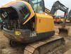 二手挖掘机沃尔沃60无锤史小型挖掘机沃尔沃挖掘机