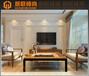 济南居联峰尚装饰龙湖水晶郦城110平新中式装修效果图
