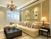 中建锦绣兰庭120平三居室简欧风格装修效果图
