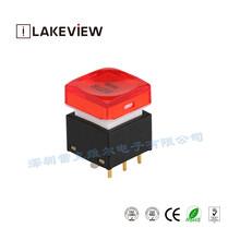 雷克维尔PLB带灯开关带灯按键带灯按键开关厂家直供