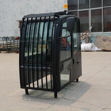 驾驶室生产厂家一站式配套方向机座椅定做加工图片
