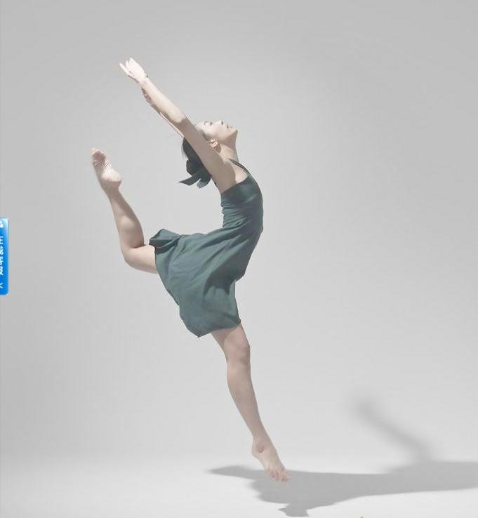 舞蹈简单步骤图片